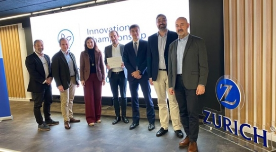 Wenalyze gana el Zurich Innovation Championship 2020