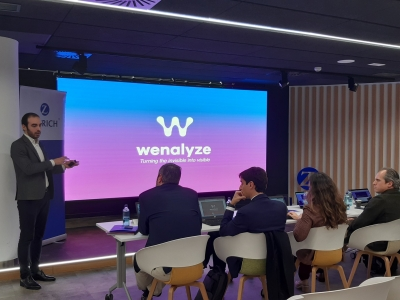 startup ganadora del Zurich Innovation Championship 2020